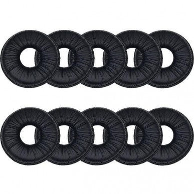 GN 2000 10-pack King Sized Leatherette Ear Cushions