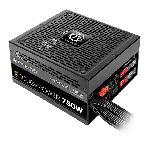 Thermaltake ToughPower 750W (Semi-Modular)