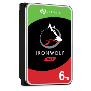 IronWolf  NAS Hard Disk Drive