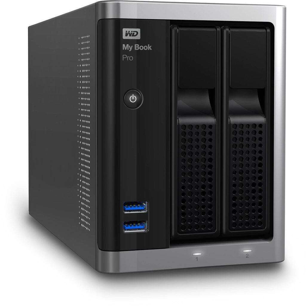 "WD My Book Pro 3.5"" USB3.0 Storage 10TB"