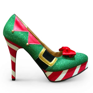 Christmas Heels -  Perfect for your Christmas Party