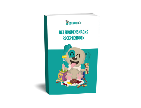 Hondensnacks receptenboek