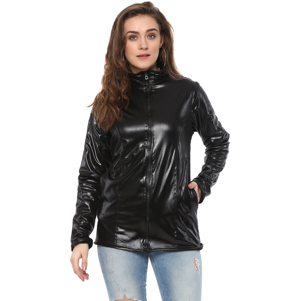 CHINTED WARM STREET WEAR JACKET - Miway Fashion