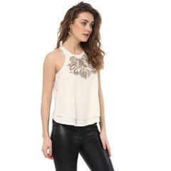 SEQUENCED PARTY  CAMISOLE - Miway Fashion