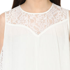 MIWAY Grace with Lace Top