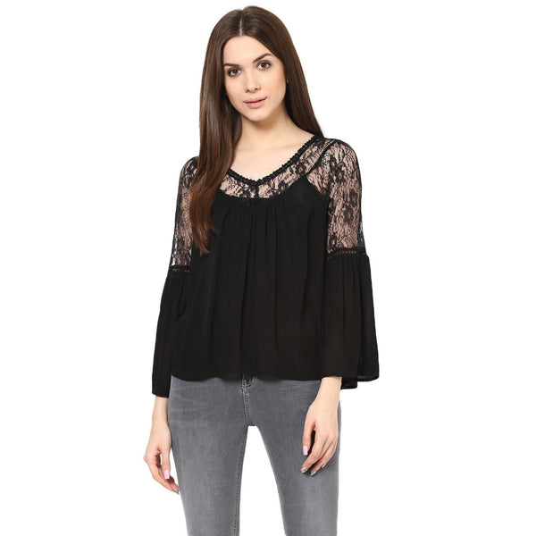 MIWAY Black Beauty Top