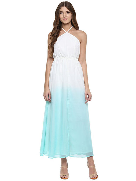 MIWAY Beach Please Ombre Dress - Miway Fashion