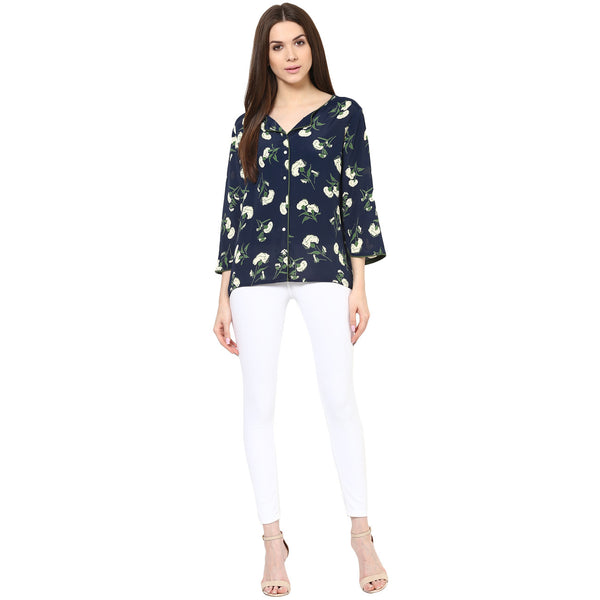 FLORAL AFFAIR SHIRT
