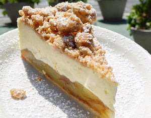 "APPLE CRUMB 6"" CHEESECAKE 24OZ"