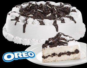 OREO ICE CREAM CAKE 60 OZ