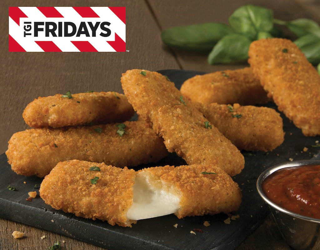 MOZZARELLA STICKS 210g