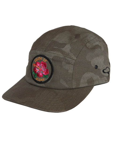 The Ampal Creative D.o.A. Five Panel Hat