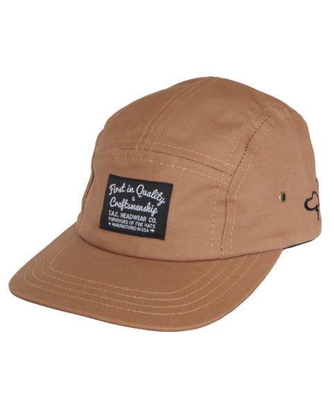 The Ampal Creative UNION STANDARD Five Panel Hat