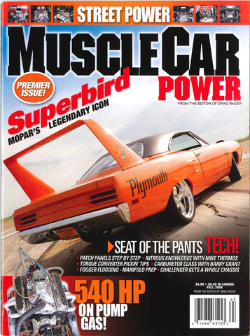 Muscle Car Power Spring 2006