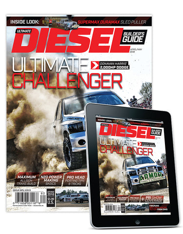 Ultimate Diesel Builder's Guide Combo Subscription