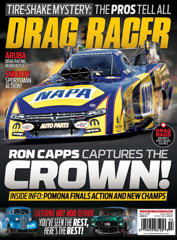Drag Racer March 2017