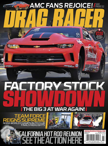 Drag Racer March 2018