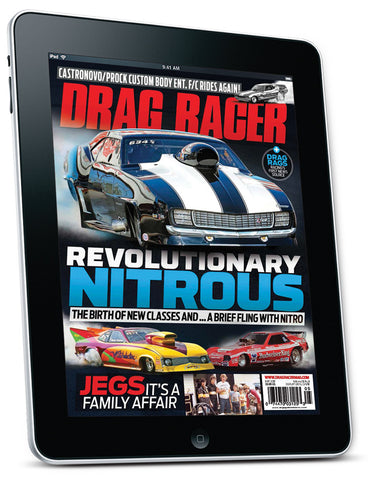 Drag Racer May 2017 Digital