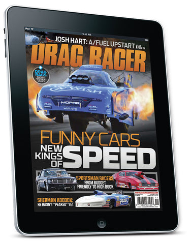 Drag Racer November 2017 Digital