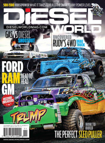 Diesel World November 2017