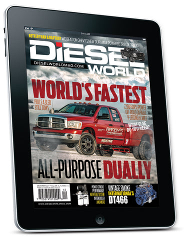 Diesel World December 2017 Digital