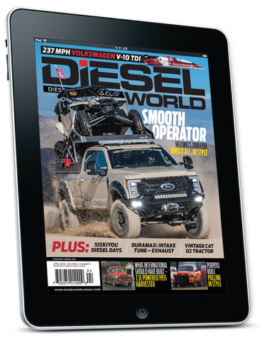 Diesel World April 2018 Digital