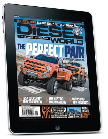 Diesel World May 2018 Digital