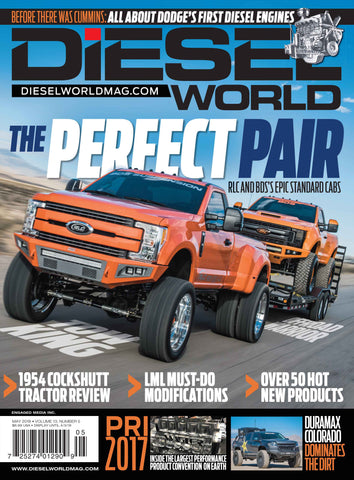 Diesel World May 2018