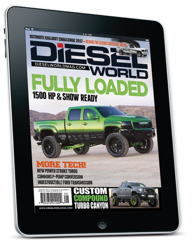 Diesel World August 2017 Digital