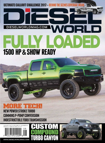 Diesel World August 2017
