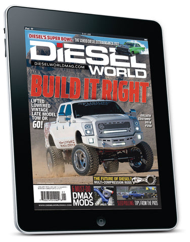 Diesel World January 2018 Digital