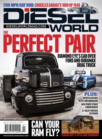 Diesel World July 2017