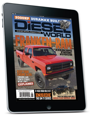 Diesel World June 2017 Digital
