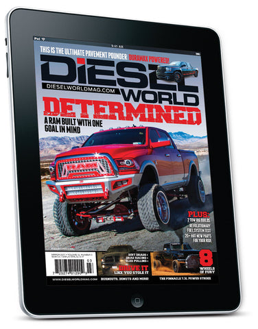 Diesel World March 2017 Digital