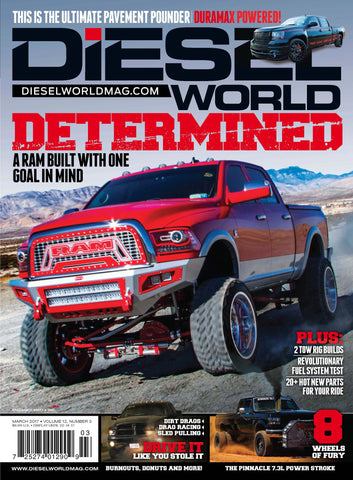 Diesel World March 2017