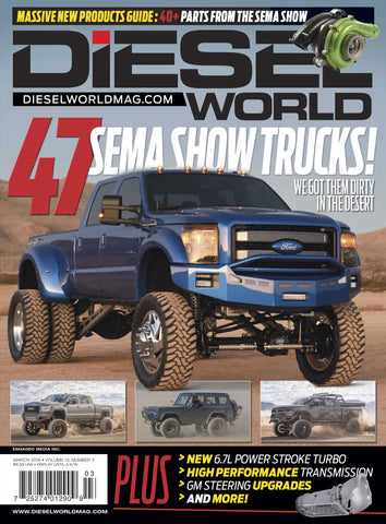 Diesel World March 2018