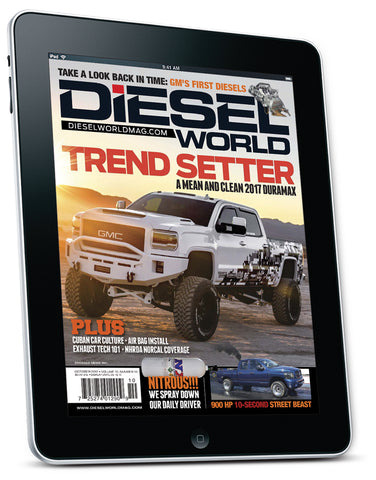 Diesel World October 2017 Digital