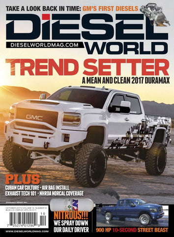 Diesel World October 2017