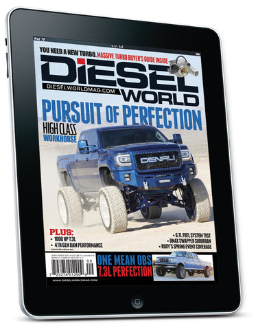 Diesel World September 2017 Digital