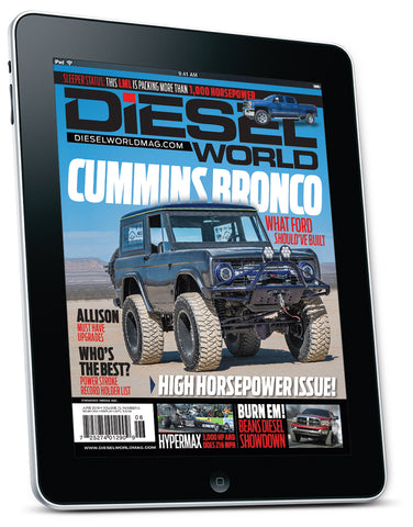 Diesel World June 2018 Digital