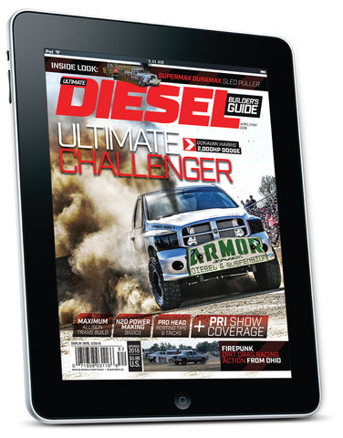 Ultimate Diesel Builder's Guide Digital Subscription