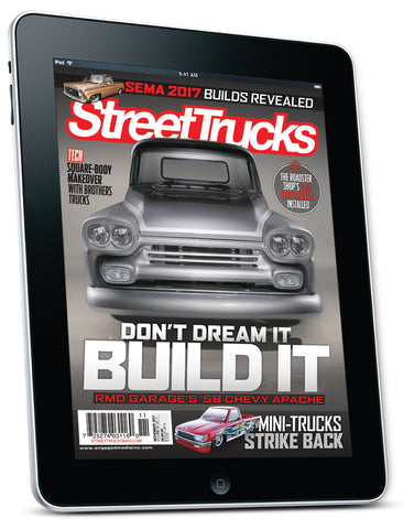 Street Trucks November 2017 Digital