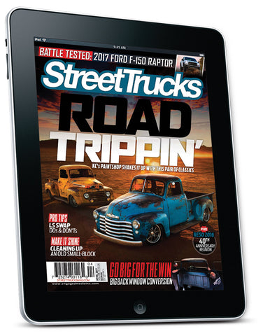 Street Trucks April 2017 Digital