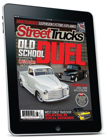 Street Trucks August 2016 Digital