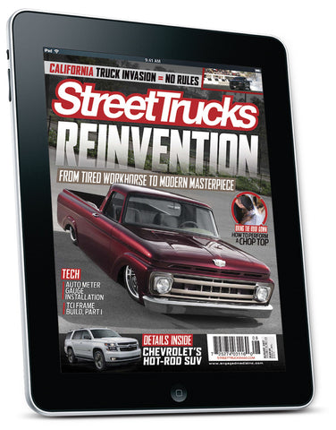 Street Trucks August 2017 Digital