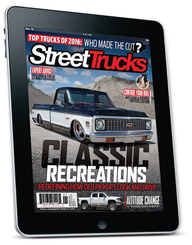 Street Trucks January 2017 Digital