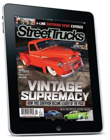 Street Trucks July 2017 Digital