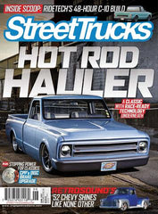 Street trucks Annual Subscription
