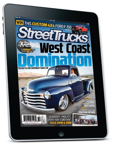 Street Trucks October 2016 Digital