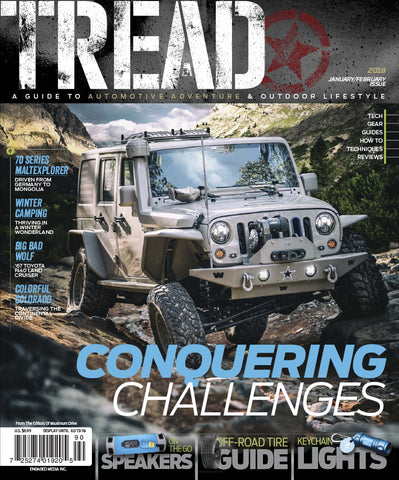 Tread January/February 2018
